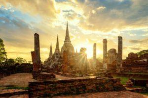 Ayutthaya Thailand sh