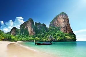 Krabi Thailand Bucht SELECDIA TRAVEL Spezialist für Reisen nach Thailand